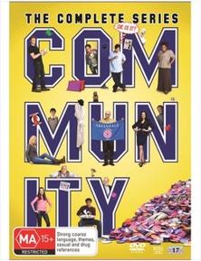Community- Season 1-6 Boxset DVD