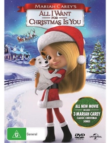 Mariah Carey's All I Want For Christmas Is You DVD