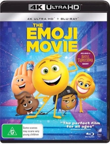Emoji Movie UHD