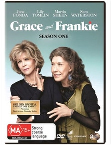 Grace And Frankie- Season 1 DVD