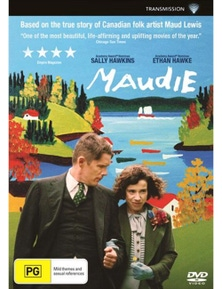 Maudie DVD