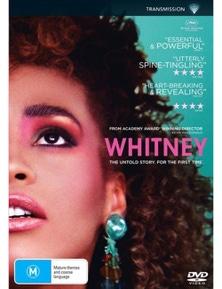 Whitney DVD