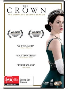 The Crown- Season 2 DVD