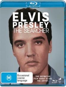 Elvis Presley- The Searcher Blu-ray