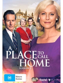 A Place To Call Home- Season 6 DVD