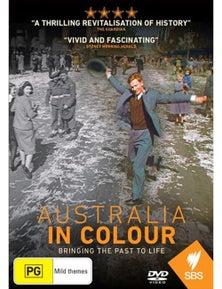 Australia In Colour DVD