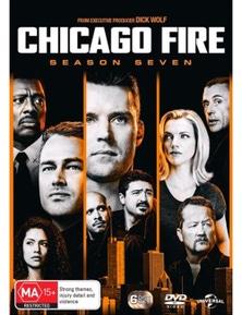 Chicago Fire- Season 7 DVD