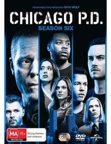 Chicago P.D.- Season 6 DVD