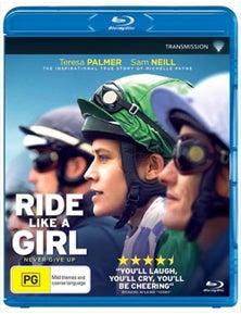 Ride Like A Girl Blu-ray