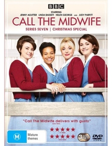 Call The Midwife- Series 7 DVD