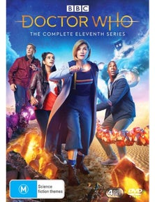 Doctor Who- Series 11 DVD