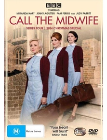 Call The Midwife- Series 4 DVD