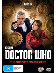 Doctor Who- Series 8 DVD