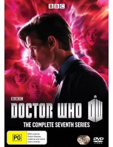 Doctor Who- Series 7 DVD