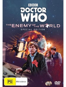 Doctor Who- The Enemy of the World- Special Edition DVD