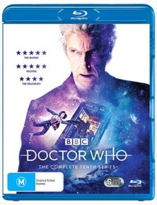 Doctor Who- Series 10 Blu-ray