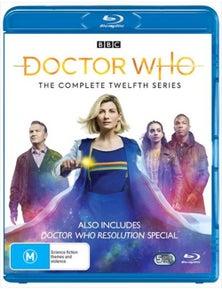 Doctor Who- Series 12 Blu-ray