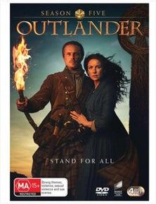 Outlander- Season 5 DVD