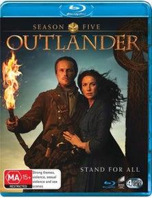 Outlander- Season 5 Blu-ray