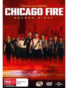Chicago Fire- Season 8 DVD