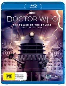 Doctor Who- The Power Of The Daleks- Special Edition Blu-ray