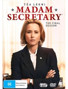 Madam Secretary- Season 6 DVD