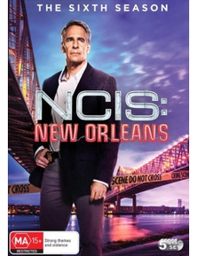 NCIS- New Orleans- Season 6 DVD