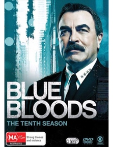 Blue Bloods- Season 10 DVD