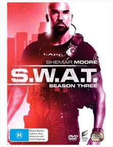 S.W.A.T.- Season 3 DVD