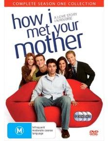 How I Met Your Mother- Season 1 DVD