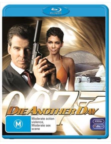 Die Another Day- Ultimate Edition Blu-ray