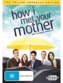 How I Met Your Mother- Season 8 DVD
