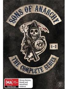 Sons Of Anarchy- Season 1-7 Boxset DVD
