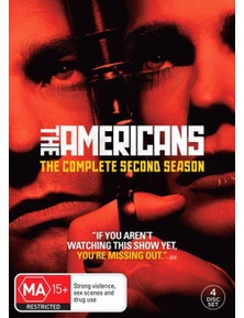 The Americans- Season 2 DVD