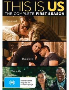 This Is Us- Season 1 DVD