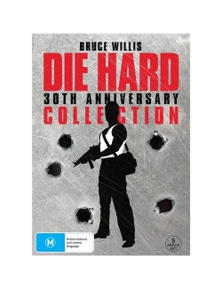 Die Hard 1-5- 30th Anniversary Collection DVD