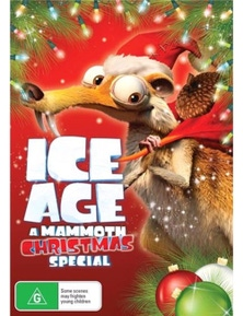 Ice Age- A Mammoth Christmas Special DVD