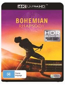 Bohemian Rhapsody UHD