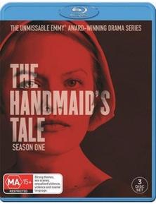 The Handmaids Tale- Season 1 Blu-ray