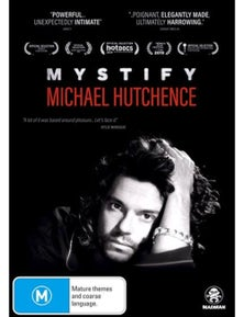 Mystify- Michael Hutchence DVD