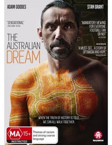 Australian Dream DVD