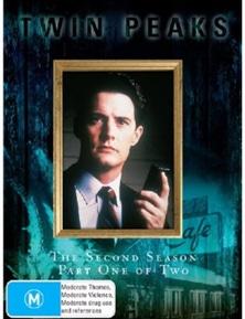 Twin Peaks- Season 2- Part 1 DVD