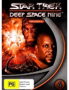 Star Trek Deep Space Nine Season 4 DVD