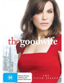 The Good Wife- Season 5 DVD