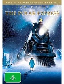 Polar Express DVD