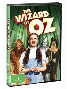 Wizard Of Oz- 75th Anniversary Edition DVD
