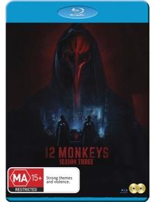 12 Monkeys- Season 3 Blu-ray