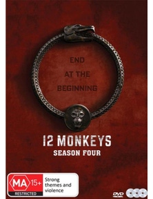 12 Monkeys- Season 4 DVD