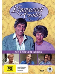 Kingswood Country Complete Series DVD