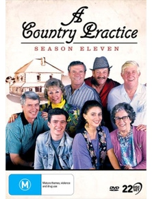 A Country Practice- Series 11 DVD